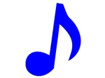 blue-music-small-note-md
